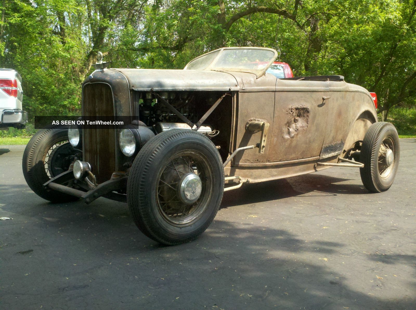 1932 Ford Roadster Rat Rod Hot Rod Scta Other photo 3
