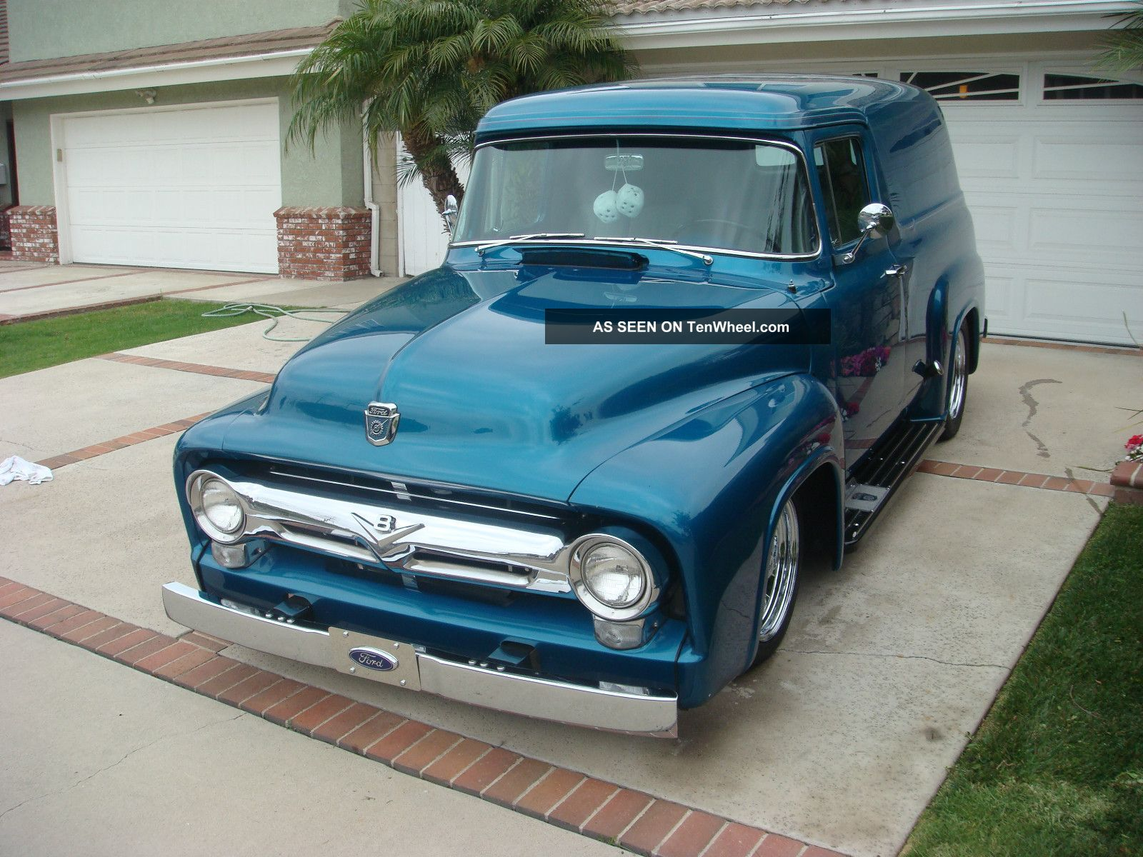 1956 Ford Panel Truck Other photo