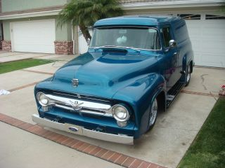 1956 Ford Panel Truck photo