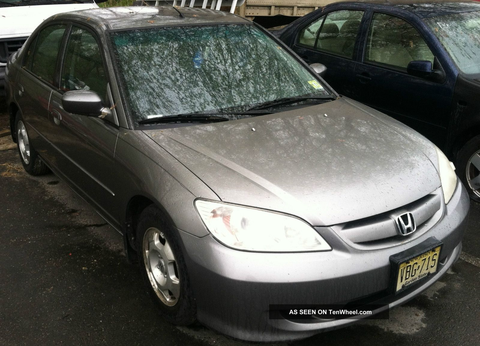 2005 honda civic hybrid mechanic special for Honda civic specials