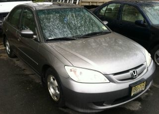 2005 Honda Civic Hybrid Mechanic Special photo