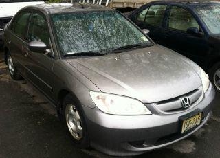 2005 Honda Civic Hybrid Mechanic Special photo