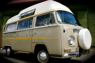Vw Bus Camper Adventurewagen 1969 photo