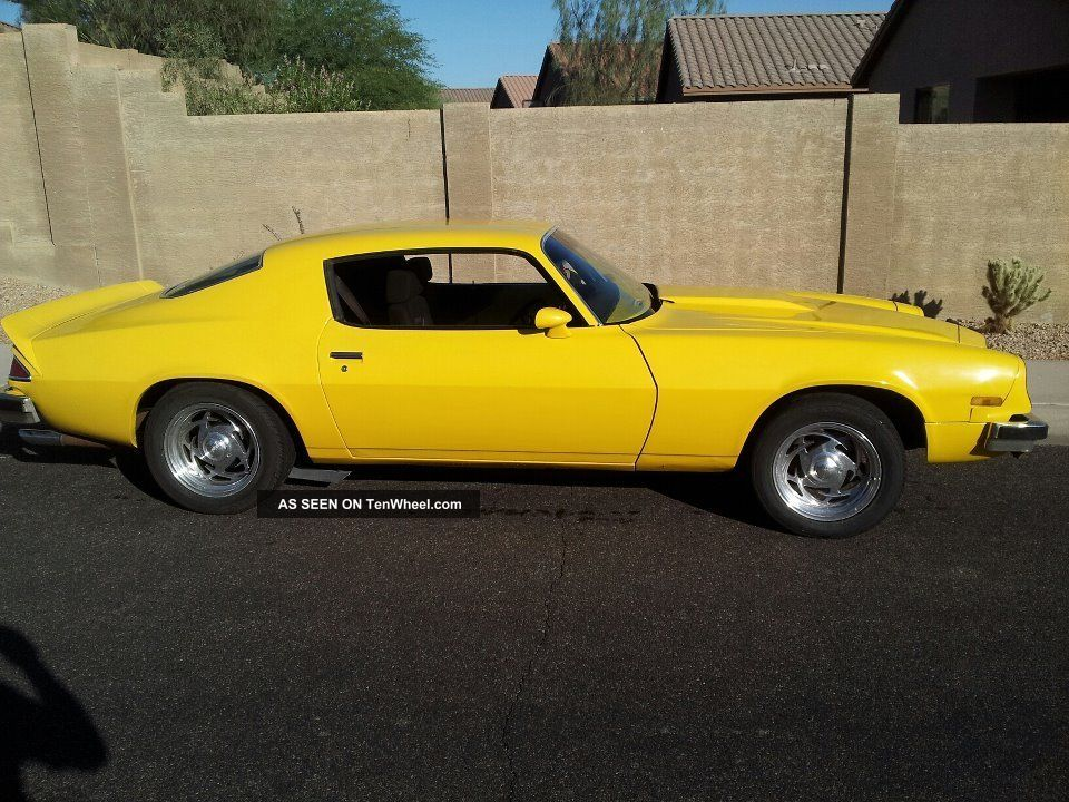1974 Camaro Lt 355 1973 1972 1971 1970 1969 1968 1967 Camaro photo