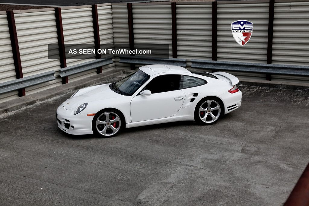 2008 Porsche 911 Turbo Techart 20