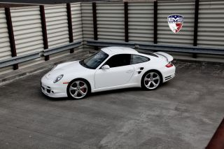 2008 Porsche 911 Turbo Techart 20