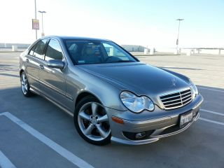 2005 Mercedes - Benz C230 Kompressor Sedan 4 - Door 1.  8l photo