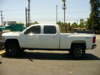 2011 Chevy Silverado 3500hd Lt 4x4 photo