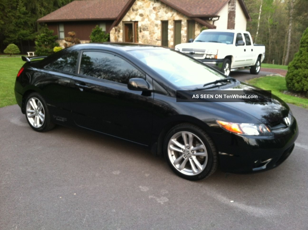 2007 honda civic si for 2007 honda civic si specs
