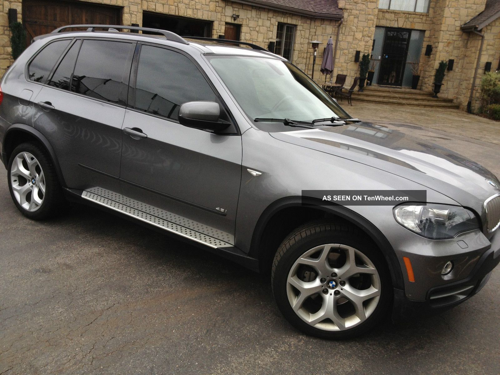 2007 bmw x5 4 8i sport utility 4 door 4 8l. Black Bedroom Furniture Sets. Home Design Ideas