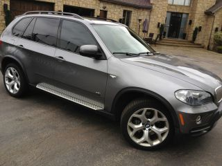 2007 Bmw X5 4.  8i Sport Utility 4 - Door 4.  8l photo