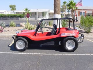 1971 Vw Fiberglass Dune Buggy photo