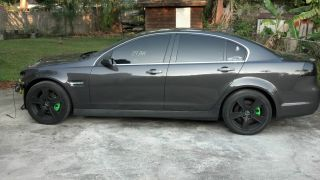 2008 Pontiac G8 Gt Rolling Body photo
