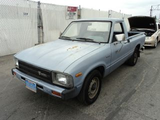 1982 Toyota Pick Up, photo