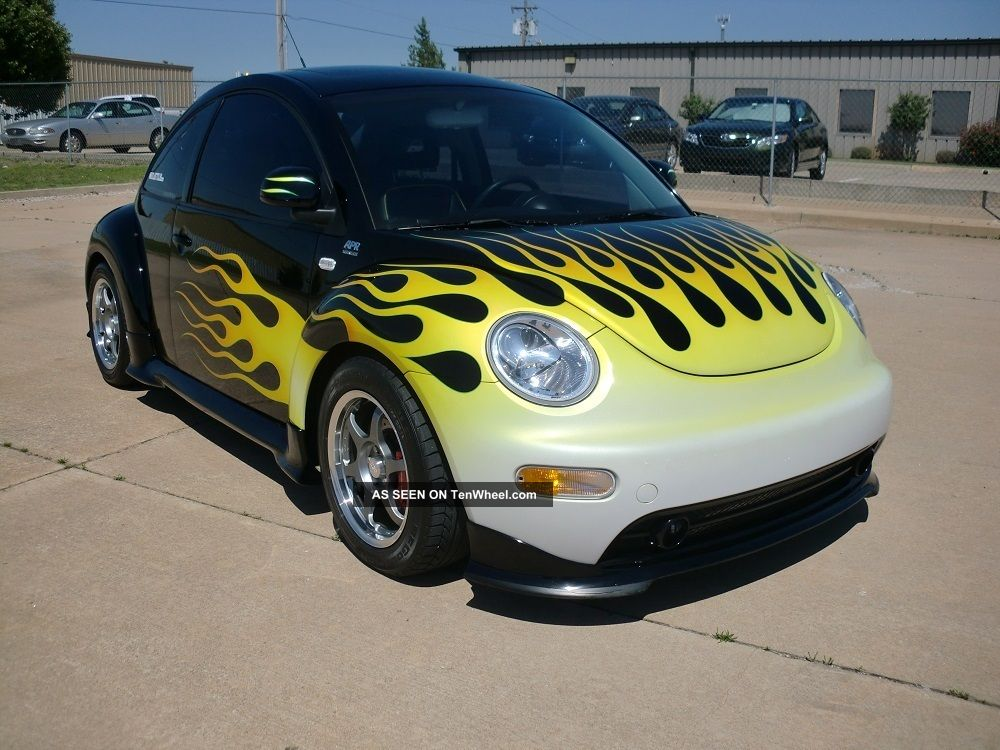 1999 Vw Beetle Bug Over 48k Invested Apr Turbo Kit 380 Hp Bar Tuning Built