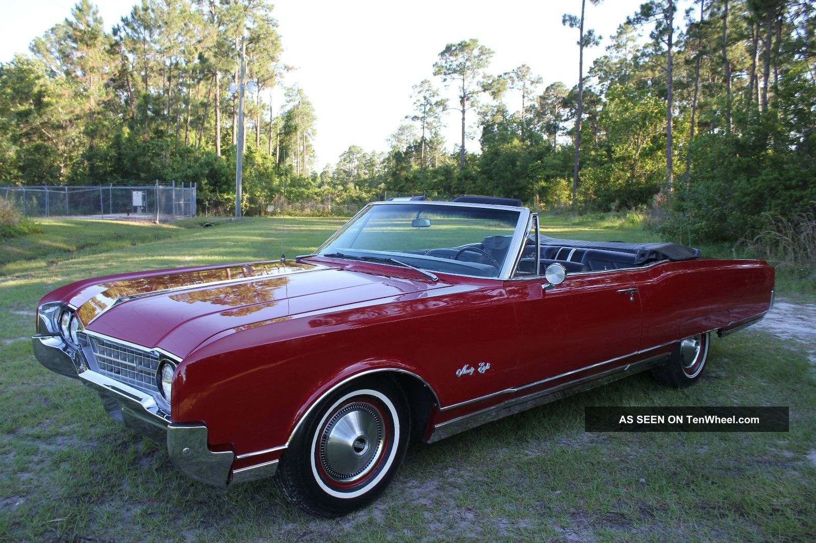 1966 Oldsmobile Ninety - Eight Rocket 98 Convertible 425 Make Offer_load 77+ Pict. Ninety-Eight photo
