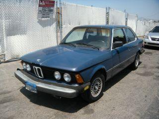 1980 Bmw 320i, photo