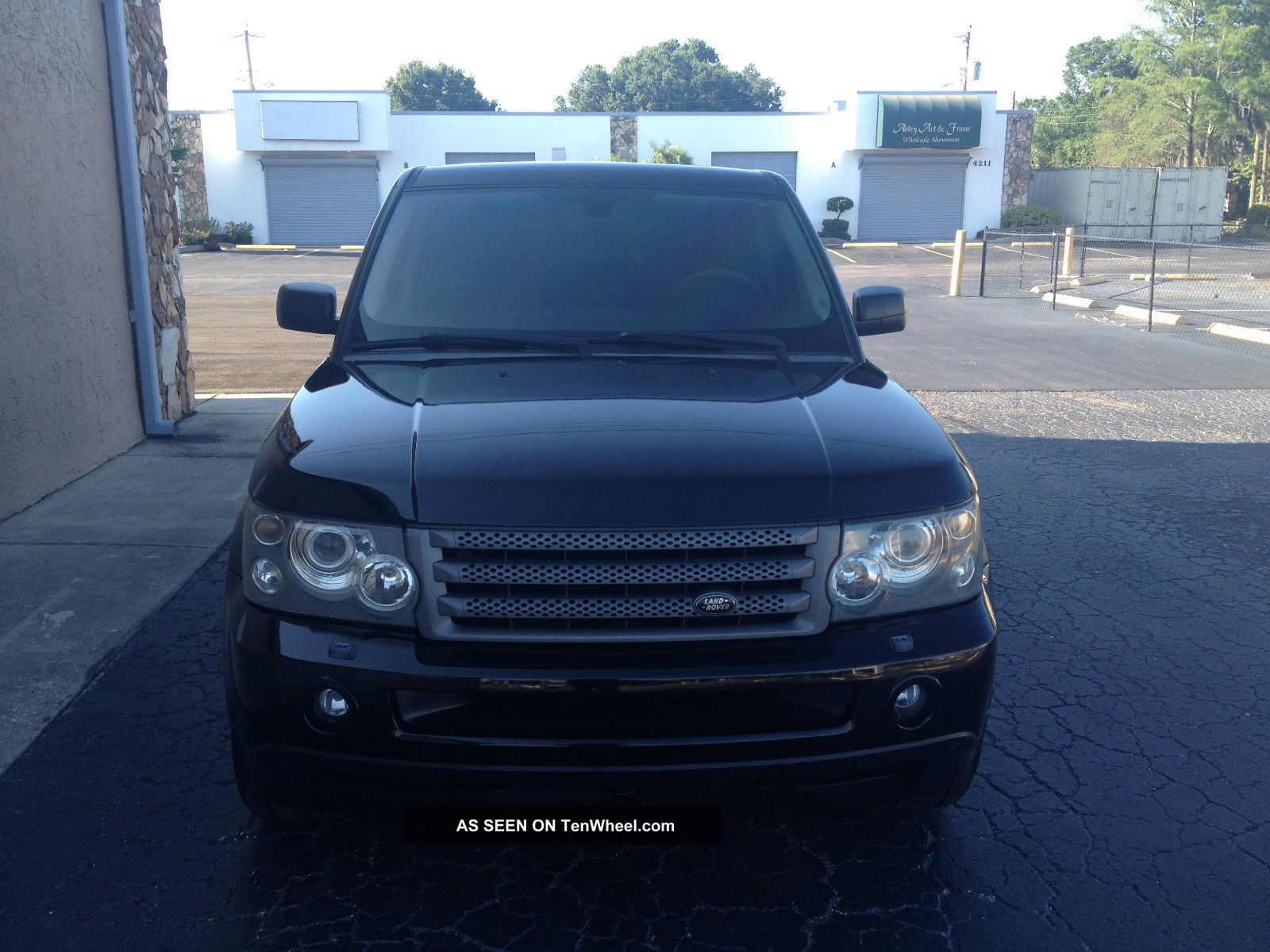 2006 Land Rover Range Rover Sport Hse Sport Charged Utility 4 - Door 4.  4l Range Rover Sport photo