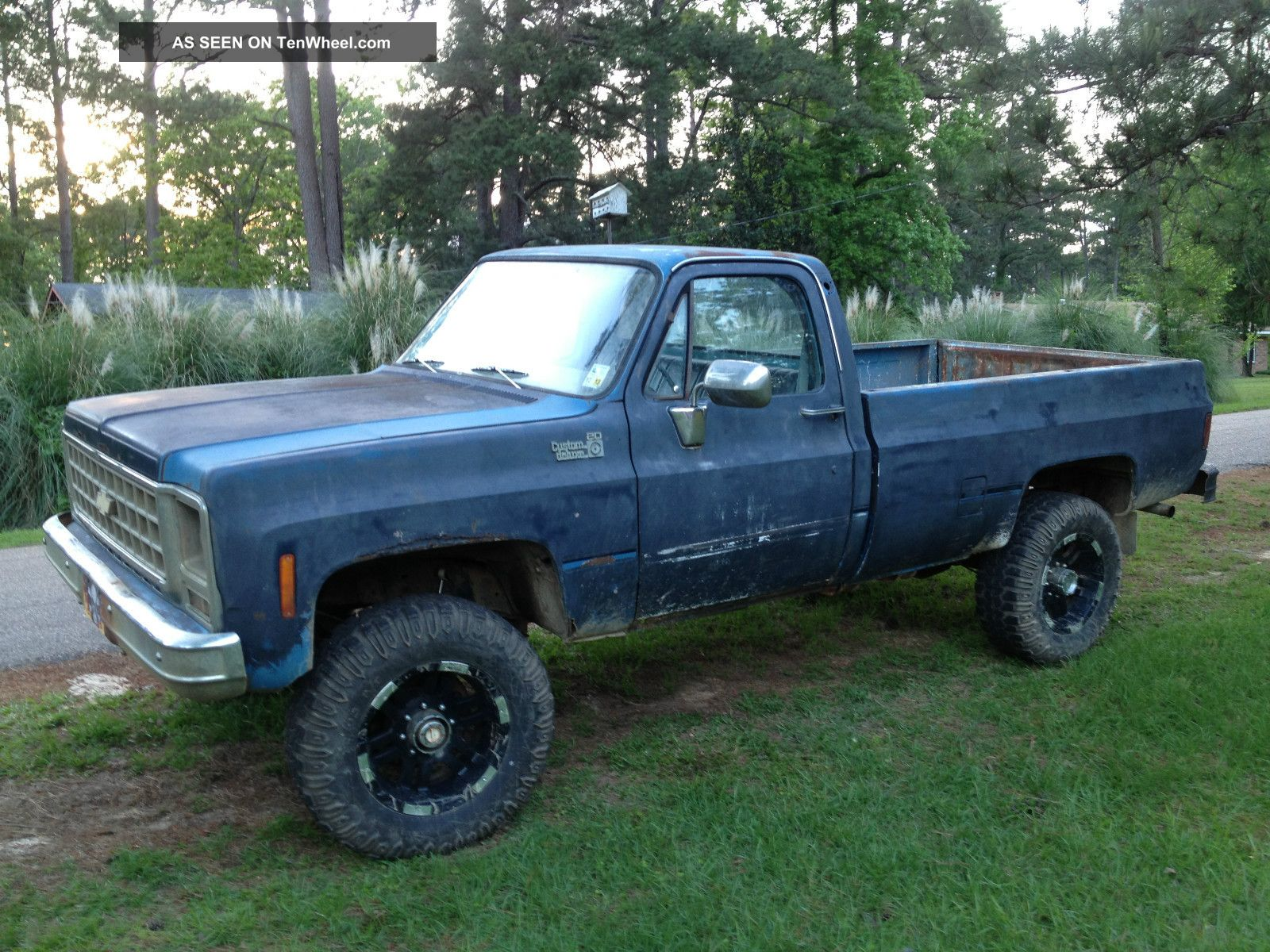 1980 Chevy Mud Truck