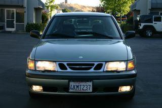 2000 Saab 9 - 3 Base Hatchback 2 - Door 2.  0l photo
