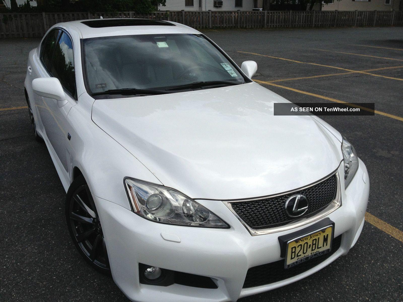 2008 Lexus Is F |5.  0l V8|nav|marklevinson|radarcruise|cam|precollisionsystem|hid IS photo