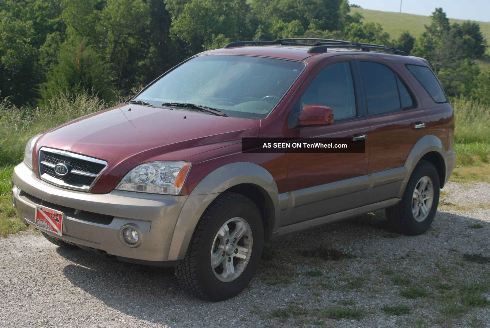 2006 Kia Sorento Ex Sport Utility 4 - Door 3.  5l Sorento photo
