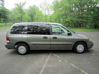 2001 Ford Windstar Lx Mini Passenger Van 4 - Door 3.  8l. . . photo