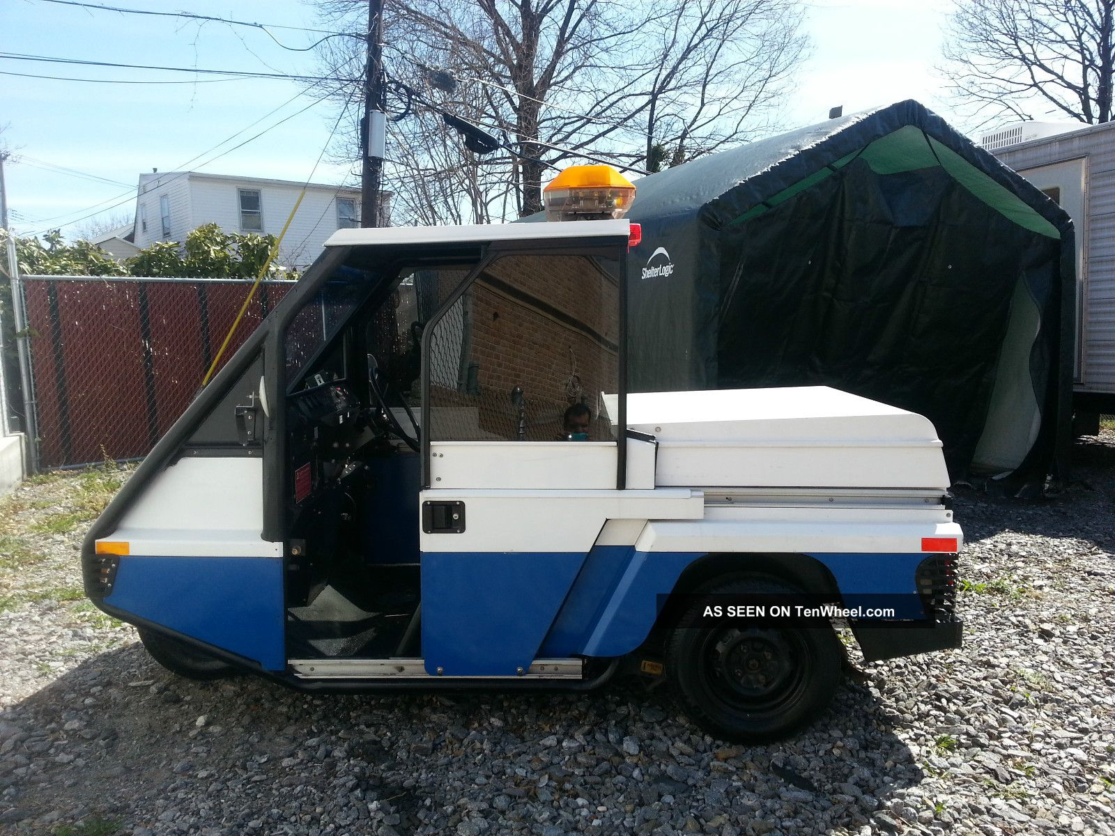 1997 Westward Industries Go4 Interceptor Scooter Three Wheeler Other Makes photo