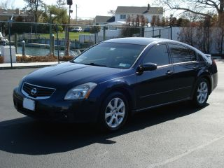 2007 Nissan Maxima Sl Private Owner Very photo