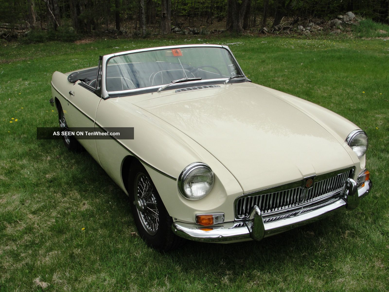 1963 Mgb Roadster MGB photo