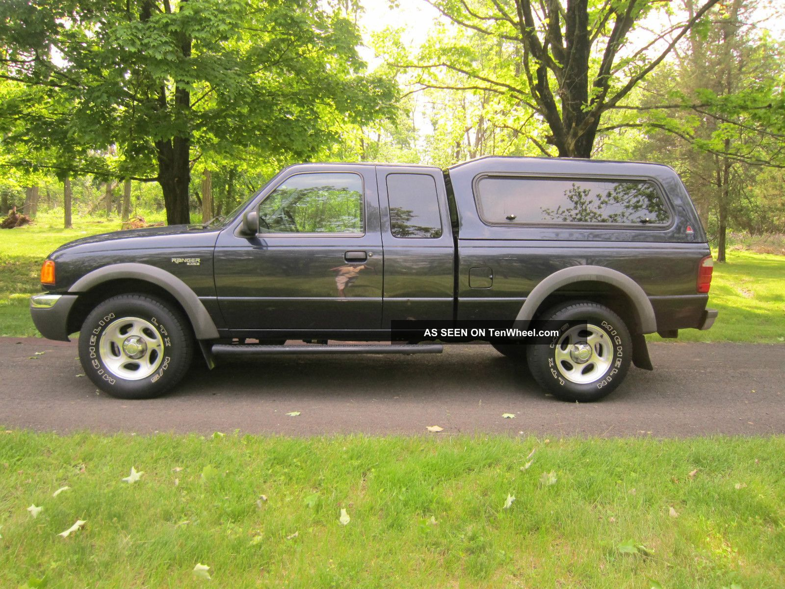 2002 ford ranger xlt extended cab 4x4 4 door 4 0l money back guarantee