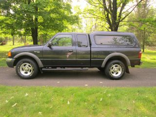 2002 Ford Ranger Xlt Extended Cab 4x4 - 4 - Door 4.  0l. . .  Money Back Guarantee photo
