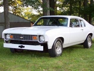 1974 Chevrolet Nova Base Coupe 2 - Door 4.  1l photo