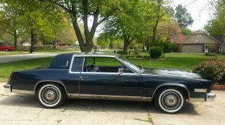 1984 Cadillac Eldorado Base Coupe 2 - Door 4.  1l photo