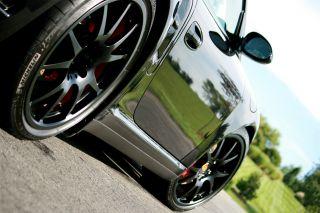2008 Turbo Cabriolet Metallic Blk Carrera Gt Interior 1owner Low Mls Upgrades photo