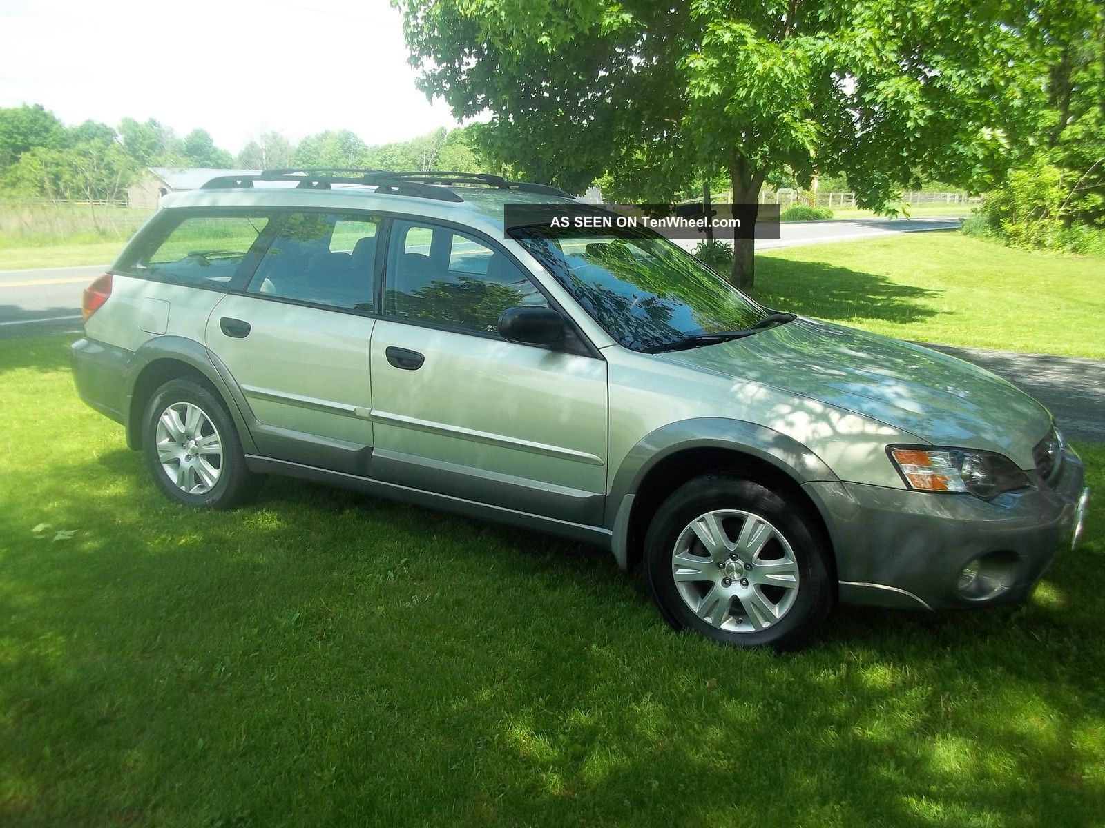 2005 06 07 Legacy Outback Awd - & Beauty Runs & Drives Excellent. Outback photo
