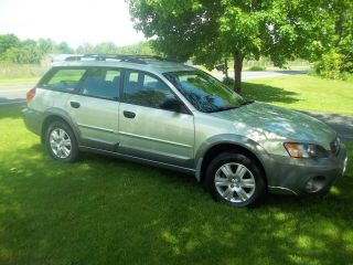 2005 06 07 Legacy Outback Awd - & Beauty Runs & Drives Excellent. photo