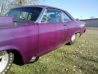 1966 Fairlane Drag Car Tubular Chassis photo