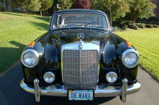 1958 Mercedes Benz In Show Condition photo