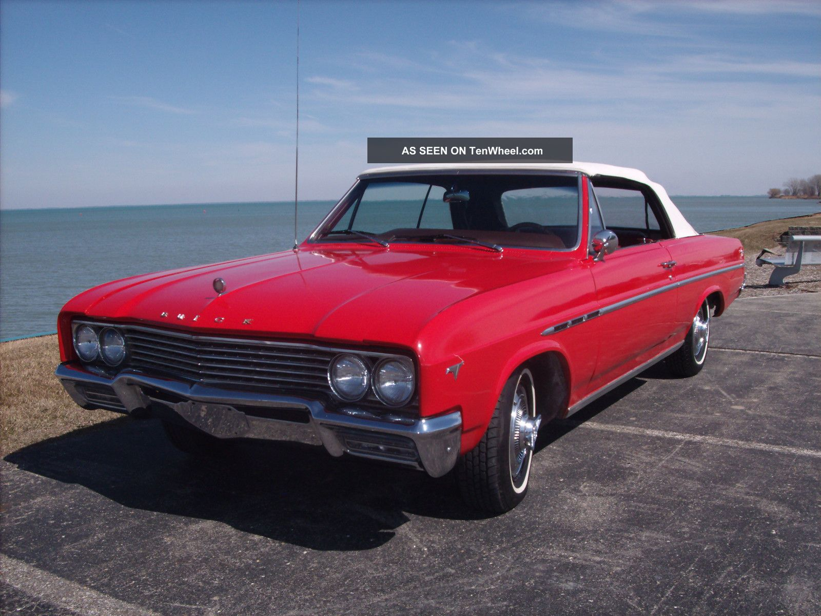 1965 Buick Skylark Base Convertible 2 - Door 4.  9l Skylark photo