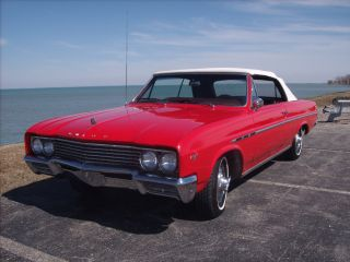 1965 Buick Skylark Base Convertible 2 - Door 4.  9l photo