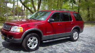 2004 Ford Explorer Xlt Sport Sport Utility 4 - Door 4.  6l photo