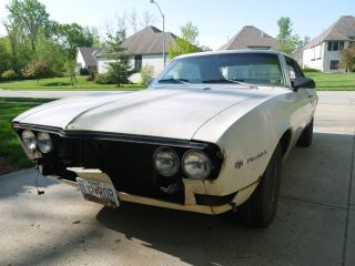 1968 Pontiac Firebird 350 Matching Numbers Daily Driver Or Project Car photo