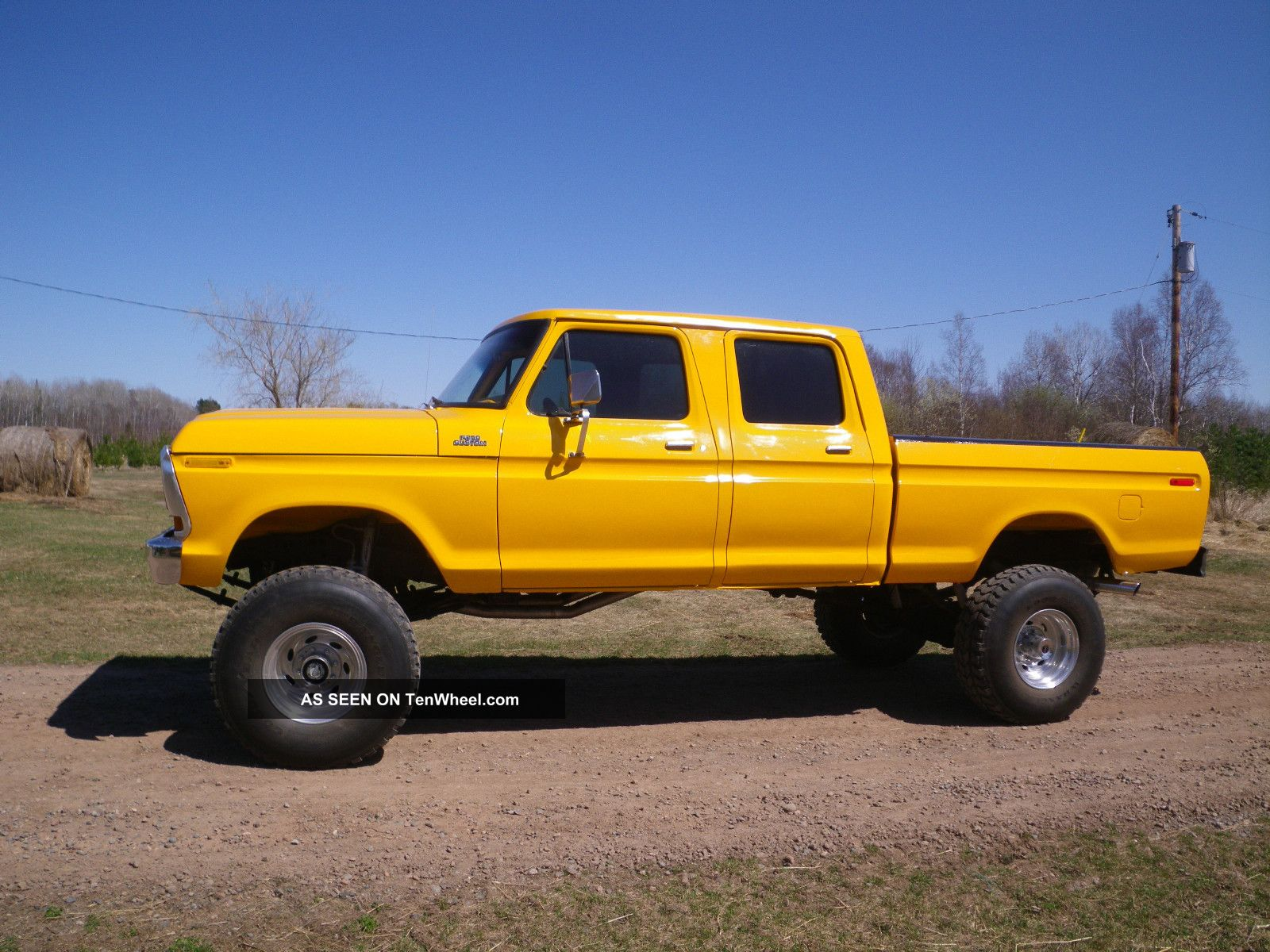 1979 ford crew cab 4x4 for sale Success