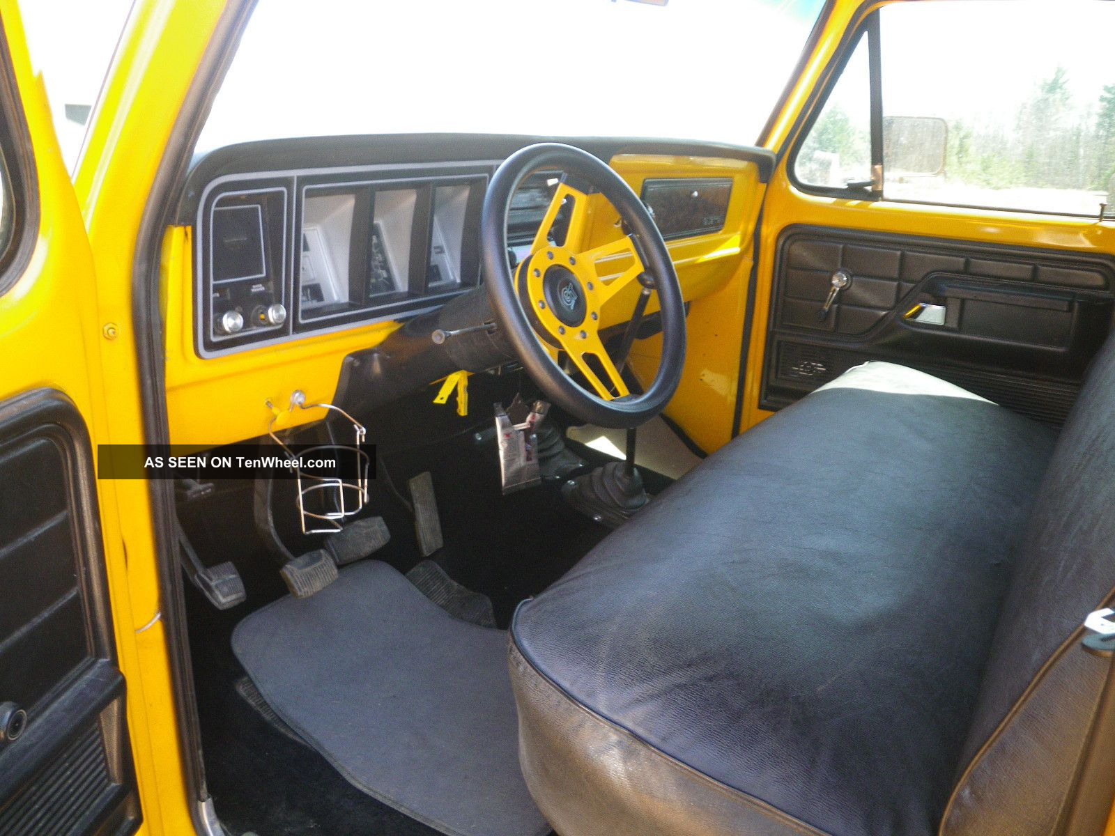 1979 Ford Crew Cab 4x4 1980