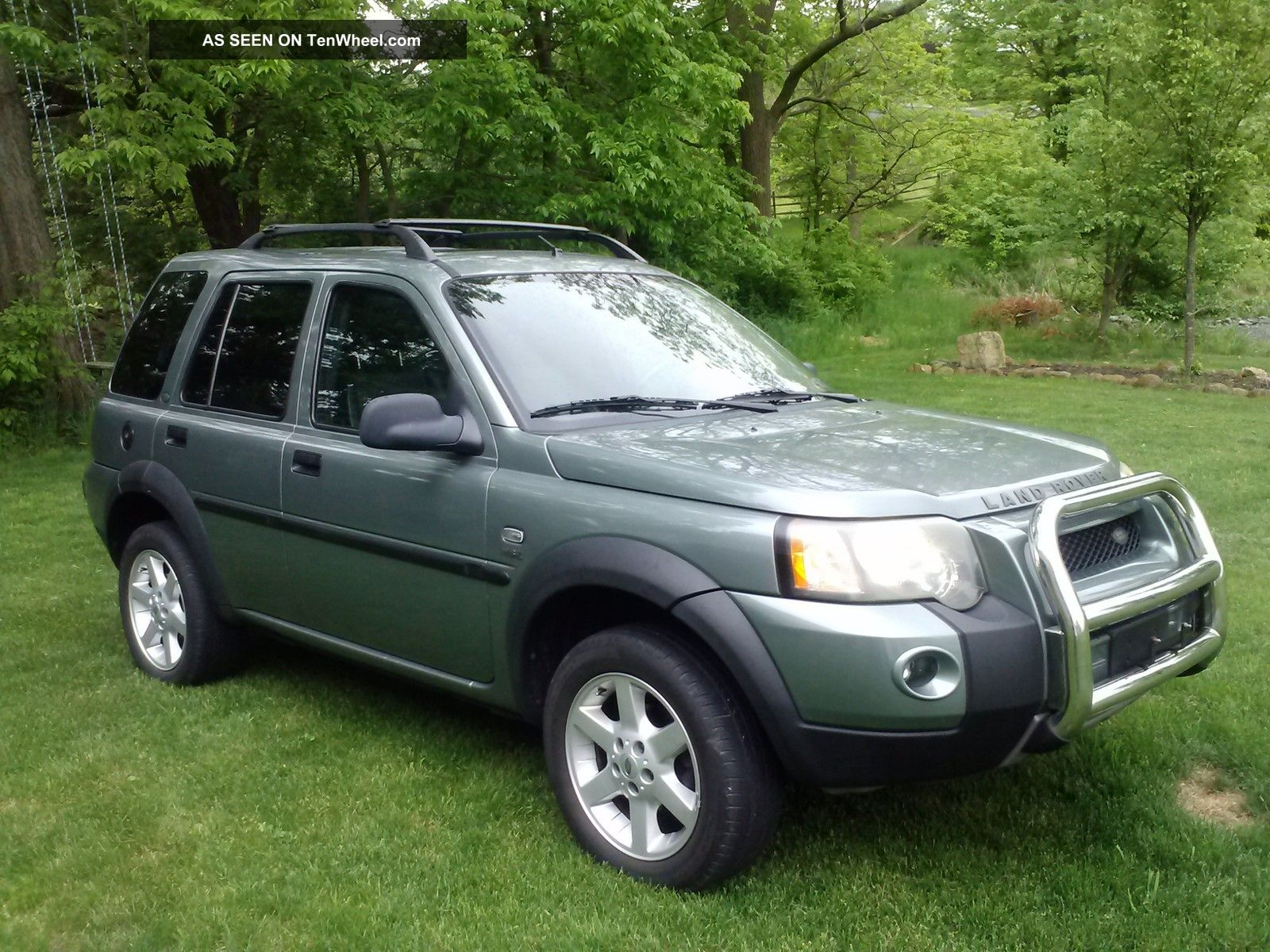 2004 land rover freelander hse sport utility 4 door 2 5l. Black Bedroom Furniture Sets. Home Design Ideas