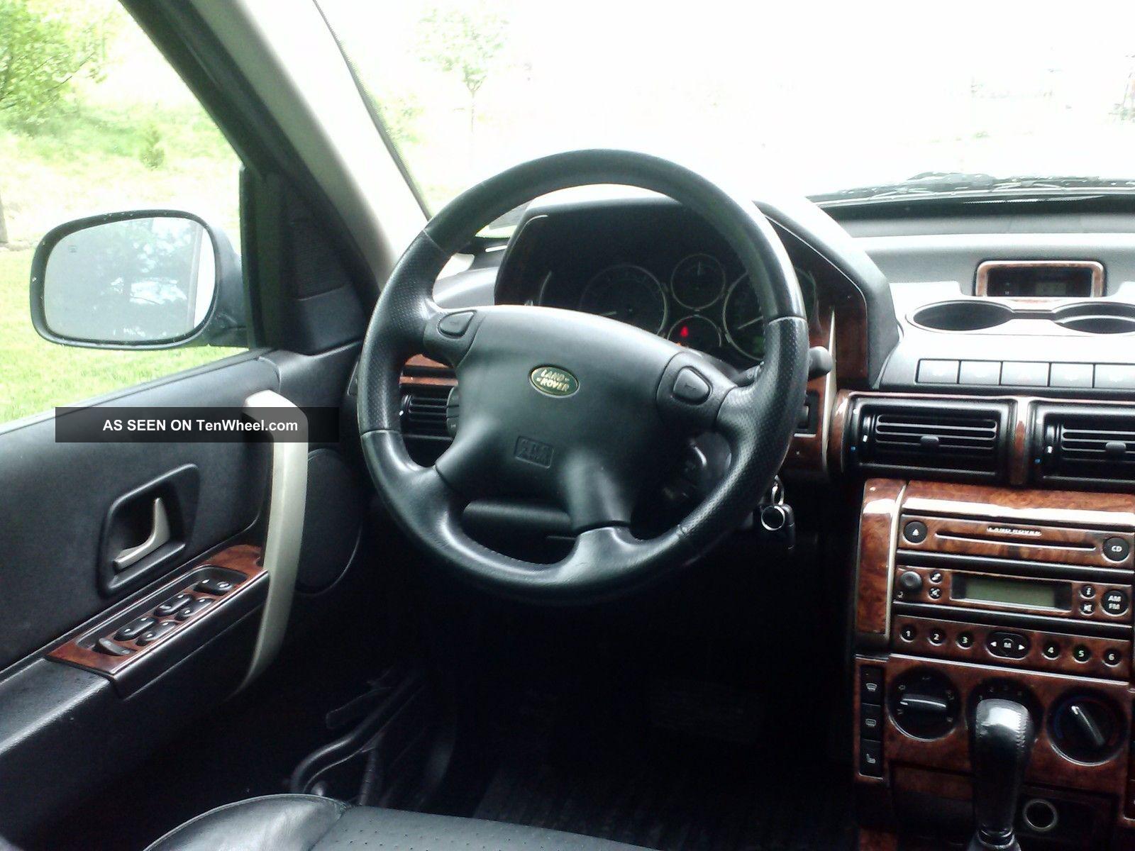 2004 Land Rover Freelander Hse Sport Utility 4 Door 2 5l