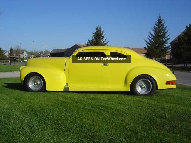 1941 Chevrolet Coupe Chop Top Other photo