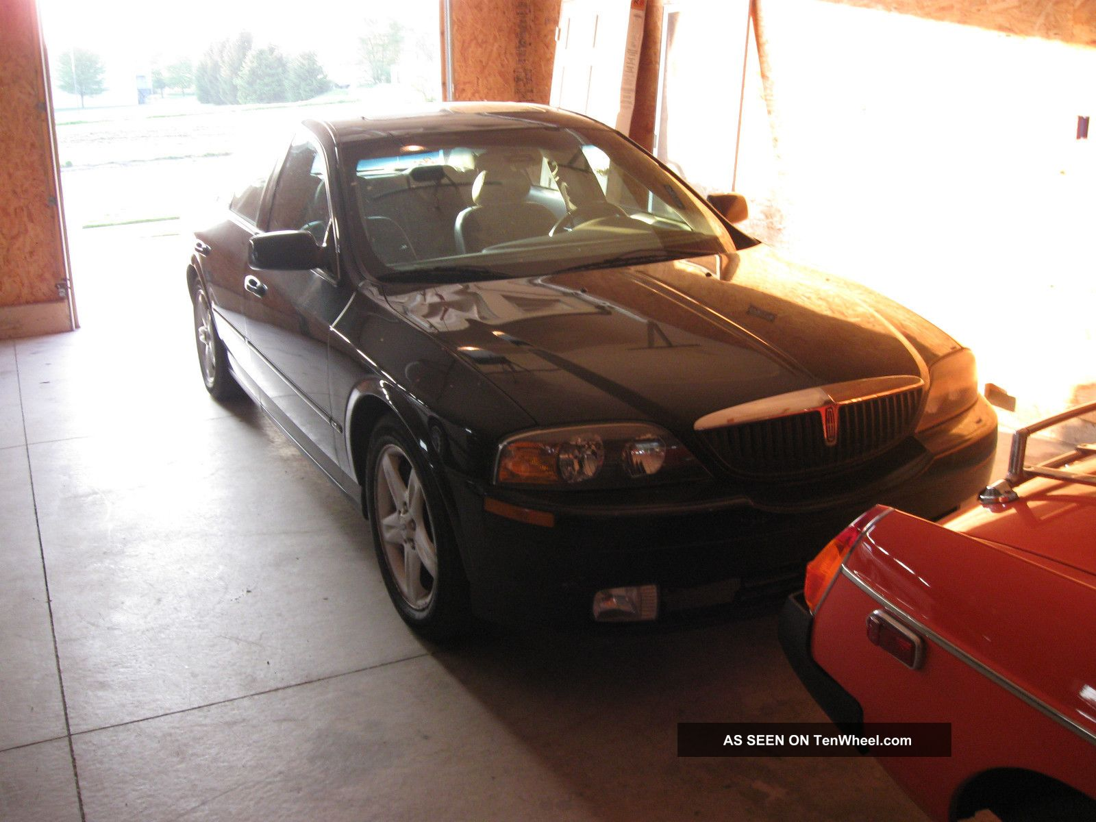 2000 Lincoln Ls 5 Speed Stick Shift Black On Black LS photo