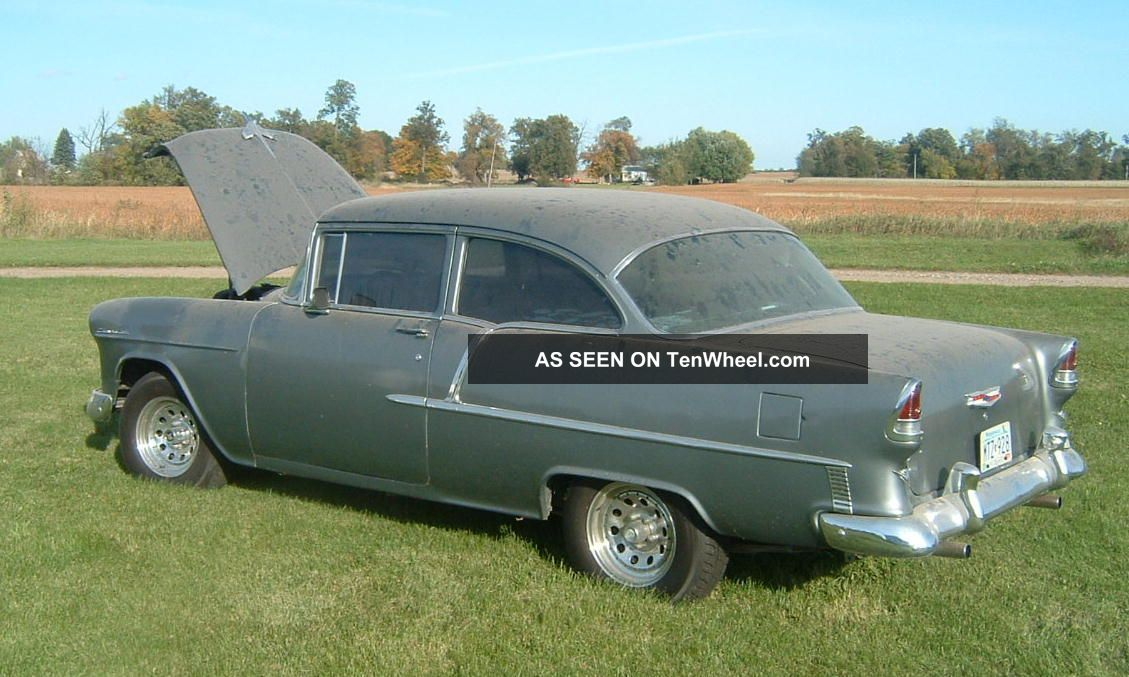 1955 Chevy 210 2 - Dr Post Bel Air/150/210 photo